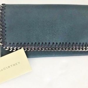 NEW Stella Mccartney Falabella Flap Wallet